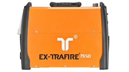 EXTRAFIRE 75SD - Вид сбоку