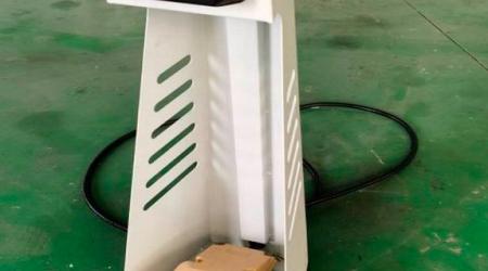 Изображение педали управления гибочного станка MetalTec HBM 30/1600