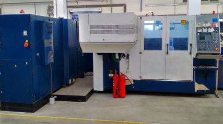 Laser Cutting Trumpf TruLaser 3030 2000W 2010 LC-003