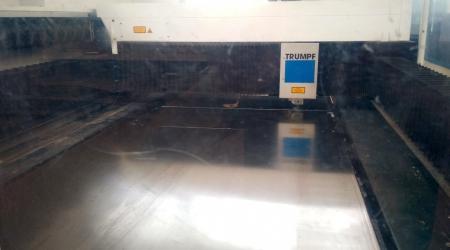 Лазерный станок Trumpf TruLaser 3030 2000W 2010г головка портал