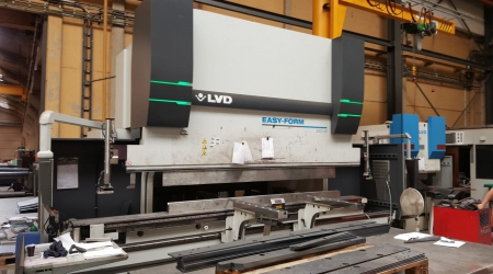 LVD-Easy-Form 320T 4000mm