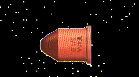Сопло 45A, 1.0мм, S