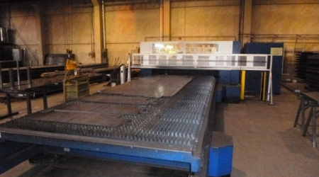 TRUMPF Trumatic L 6030 3200W Сменщик палет