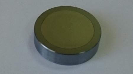 Rotating resonator mirror PLM-W 364958-II-VI
