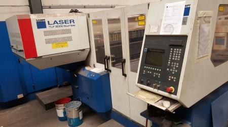 Лазерный станок TRUMPF Trumatic L 3030 3000W