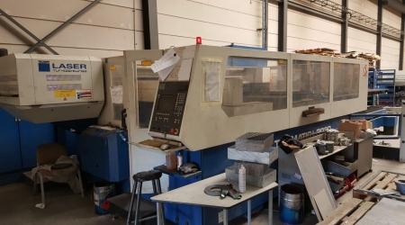 Лазерный станок TRUMPF Trumatic L 3030- 4000W