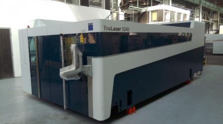 Лазерный станок Trumpf TruLaser 5040 Fiber L47 3000W 2013 LC-0423-2