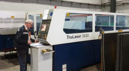 Trumpf TruLaser 3030 2000W 2008г LM-2008-1