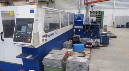 TruLaser 3030 3200W 2007