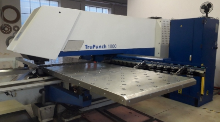 Trumpf TruPunch 1000 2500 ST-201201-3000R-S11