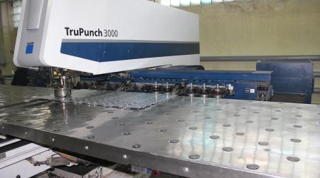 Trumpf TruPunch 3000 S11 2011