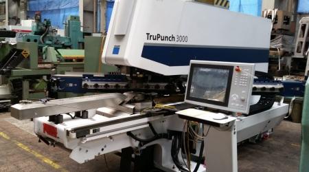 Trumpf TruPunch 3000 S11 2013