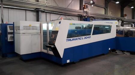 TRUMPF TC L 3040 3000W + LiftMaster LM-1202