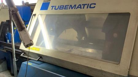 TRUMPF Tubematic 2700W - 2002 LС-080420-2
