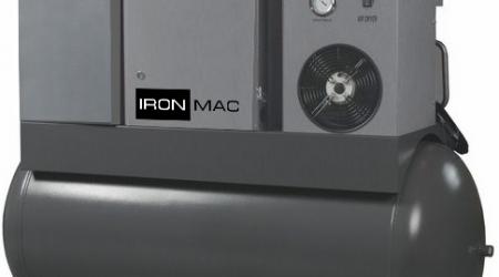 Винтовой компрессор  IRONMAC IC 20/15 D VSD 500L