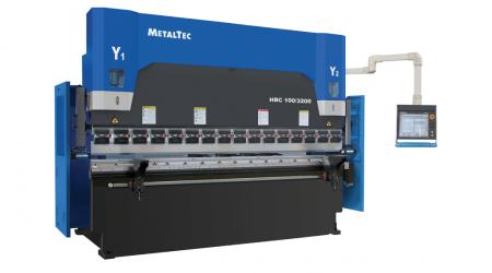 CNC hydraulische Abkantpresse MetalTec HBС 110/2500