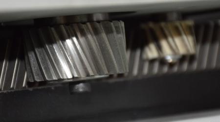 Фото Косозубая шестерня системы позиционирования