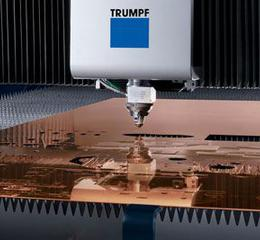 Maintenance and repair of TRUMPF laser machines